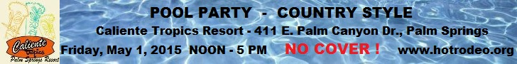 Pool Party - Country Style