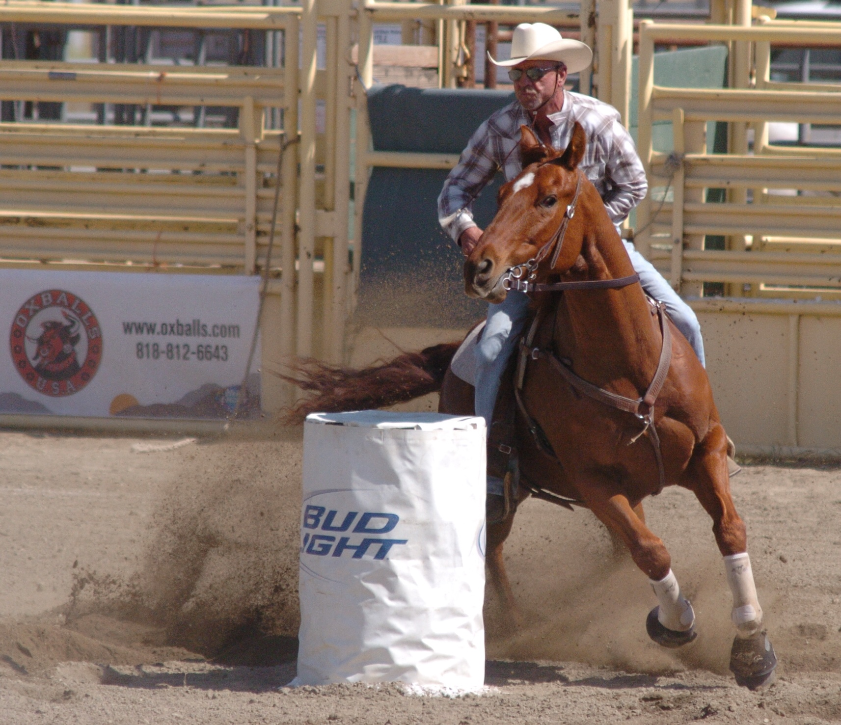 Ken Smith from GSGRA-GPSC in 2014 Hot Rodeo
