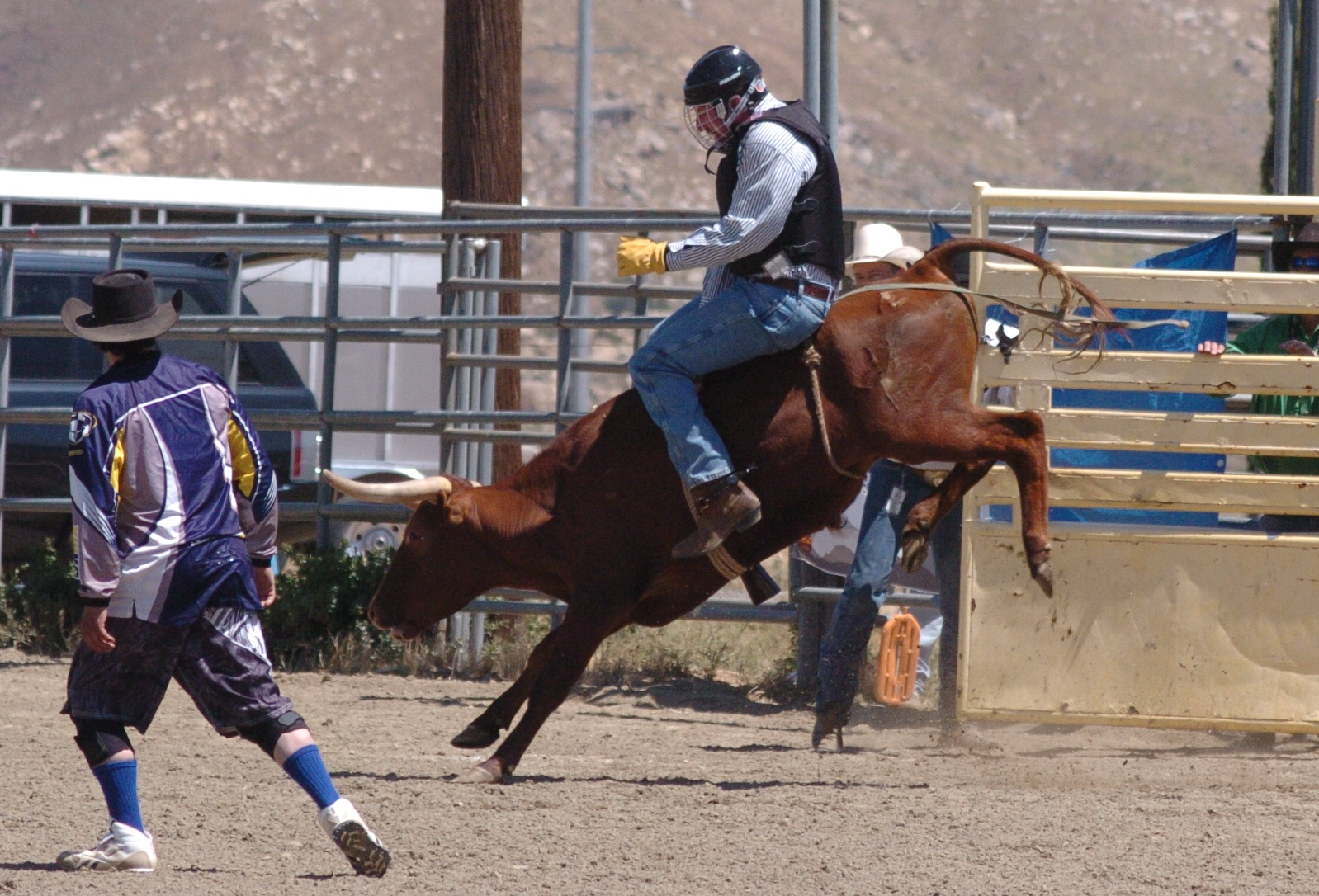 Rod Thornberry from GSGRA-GPSC in 2014 Hot Rodeo
