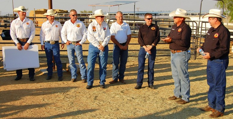 GPSRC & Hot Rodeo Leaders
