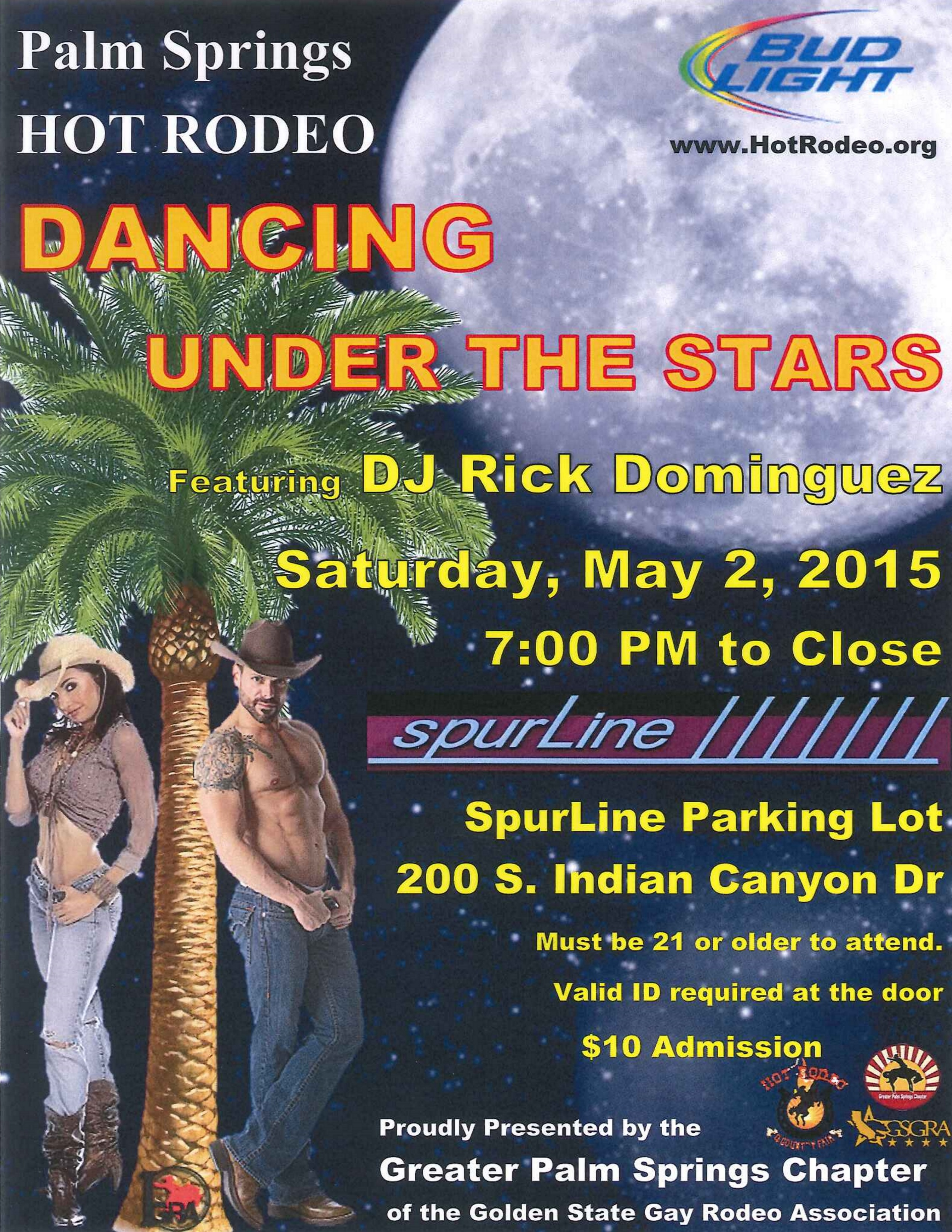 Dancing Under The Start - Hot Rodeo Weekend